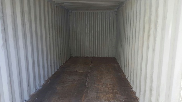20' Cube Container