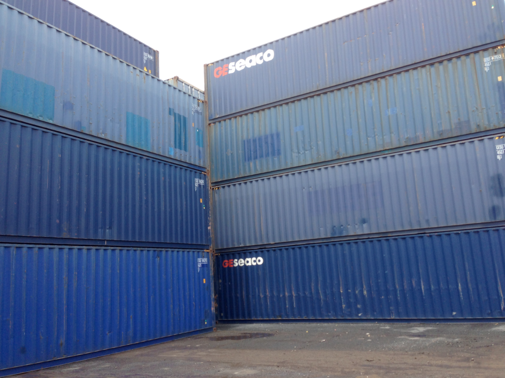 Container for sale and hire