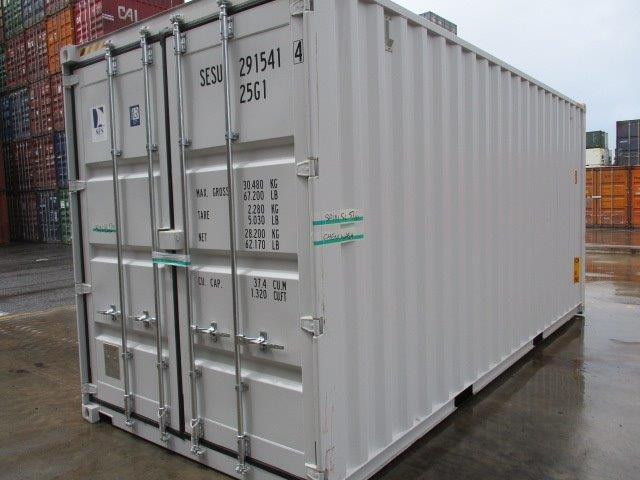 20FT HC New one trip container