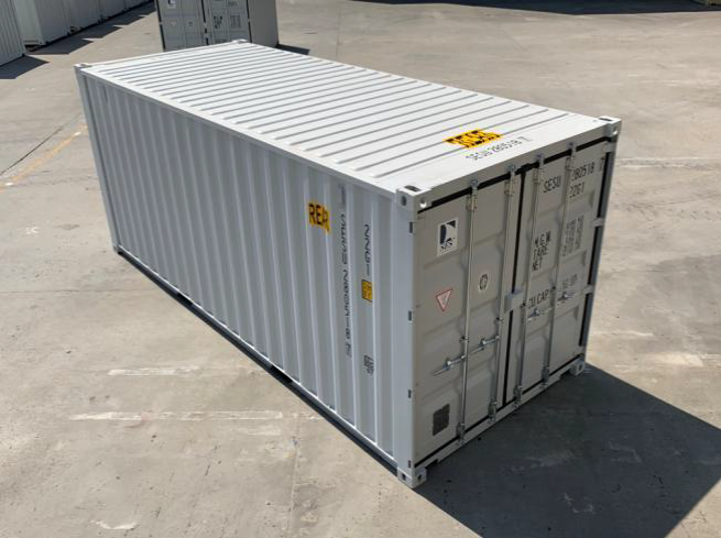 20' HC new one trip double doors