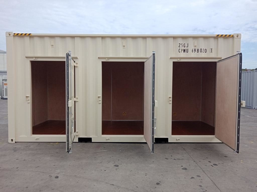 20' HC Storage containers