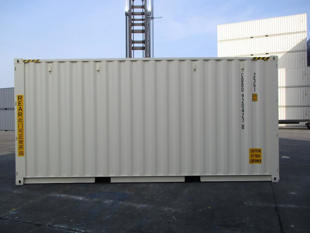 20FT HC new One trip Shipping container