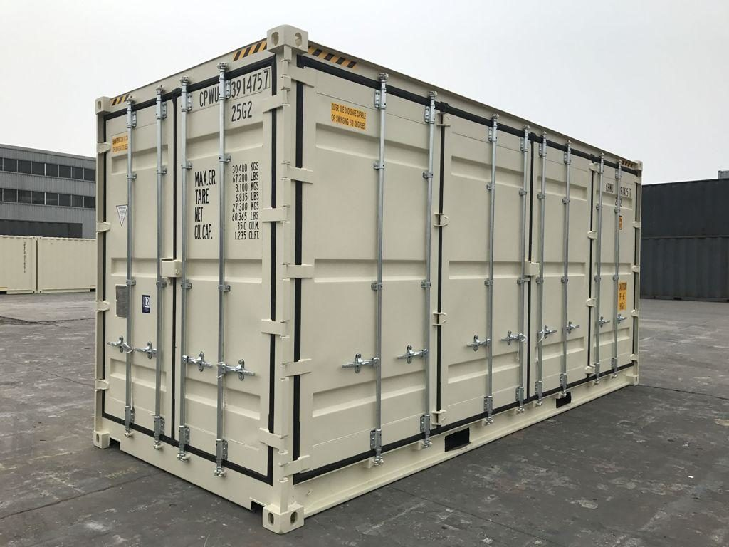 Reasons to Opt for New Shipping Containers for Sale in Australia